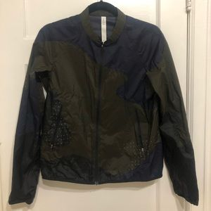Lululemon lightweight jogger jacket